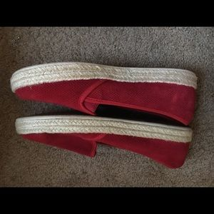 Clark's slip on tennis shoes